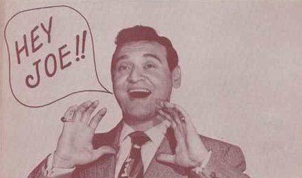 EVERY UK NUMBER ONE SONG: 'Hey Joe' - Frankie Laine