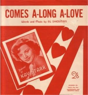 kay starr comes along a love