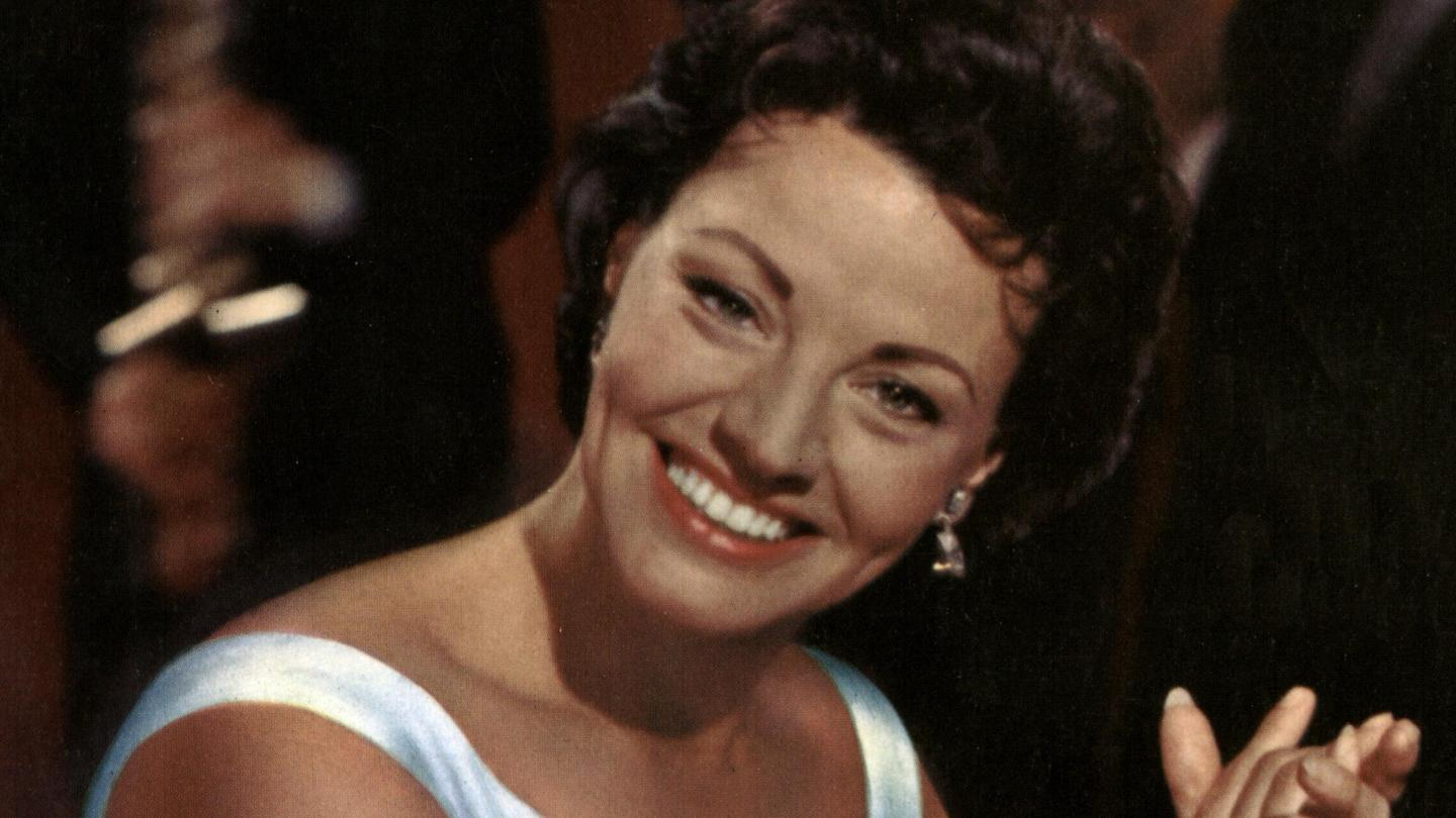 EVERY UK NUMBER ONE SONG: 'Comes Along A Love' - Kay Starr
