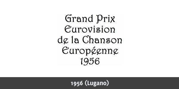 Eurovision 1956
