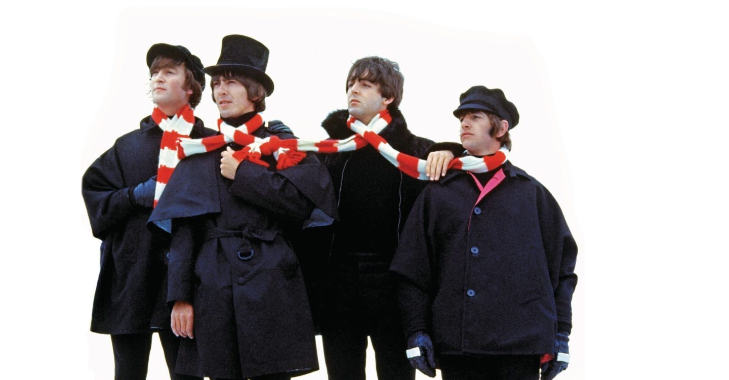 The Beatles Christmas