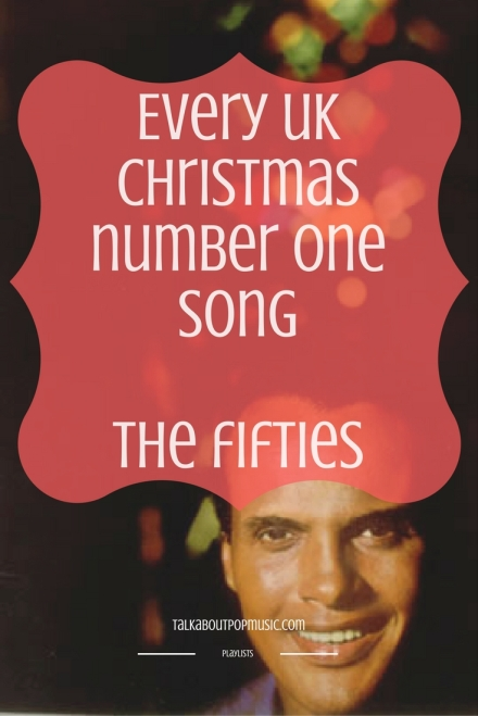 Every UK Christmas Number One Song