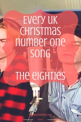 Every UK Christmas Number One