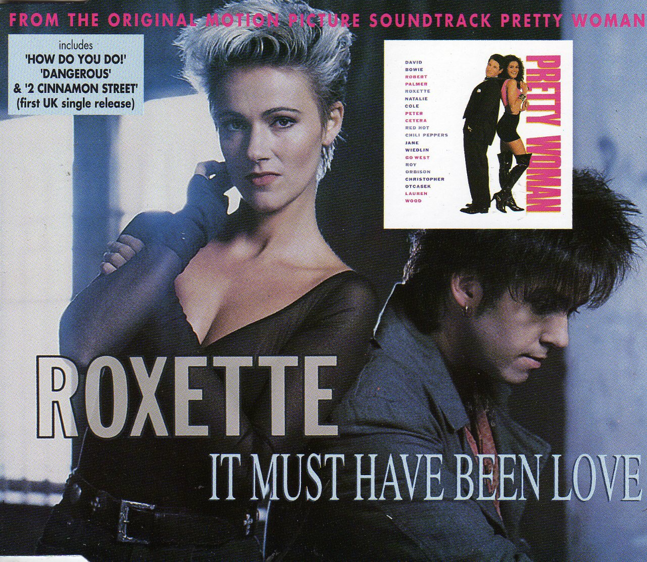 Roxette It Must Have Been Love Video 1990 Imdb 3