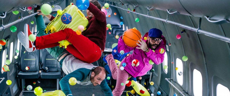 Ok Go Inside Out & Upside Down