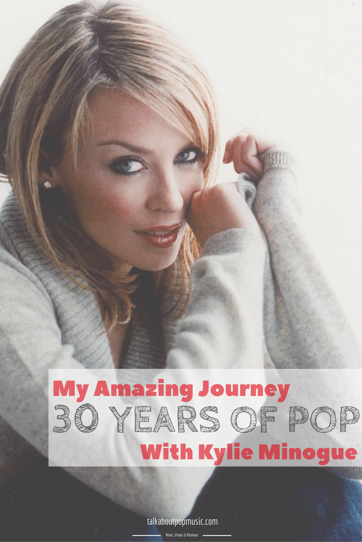 30 Years: My Amazing Journey With Kylie Minogue