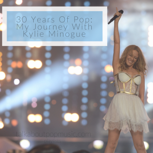 30 Years Of Pop: My Amazing Journey With Kylie Minogue