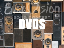 Eurovision DVDs