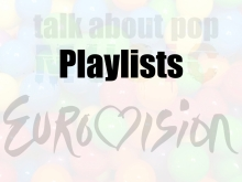 Eurovision Spotify Playlists