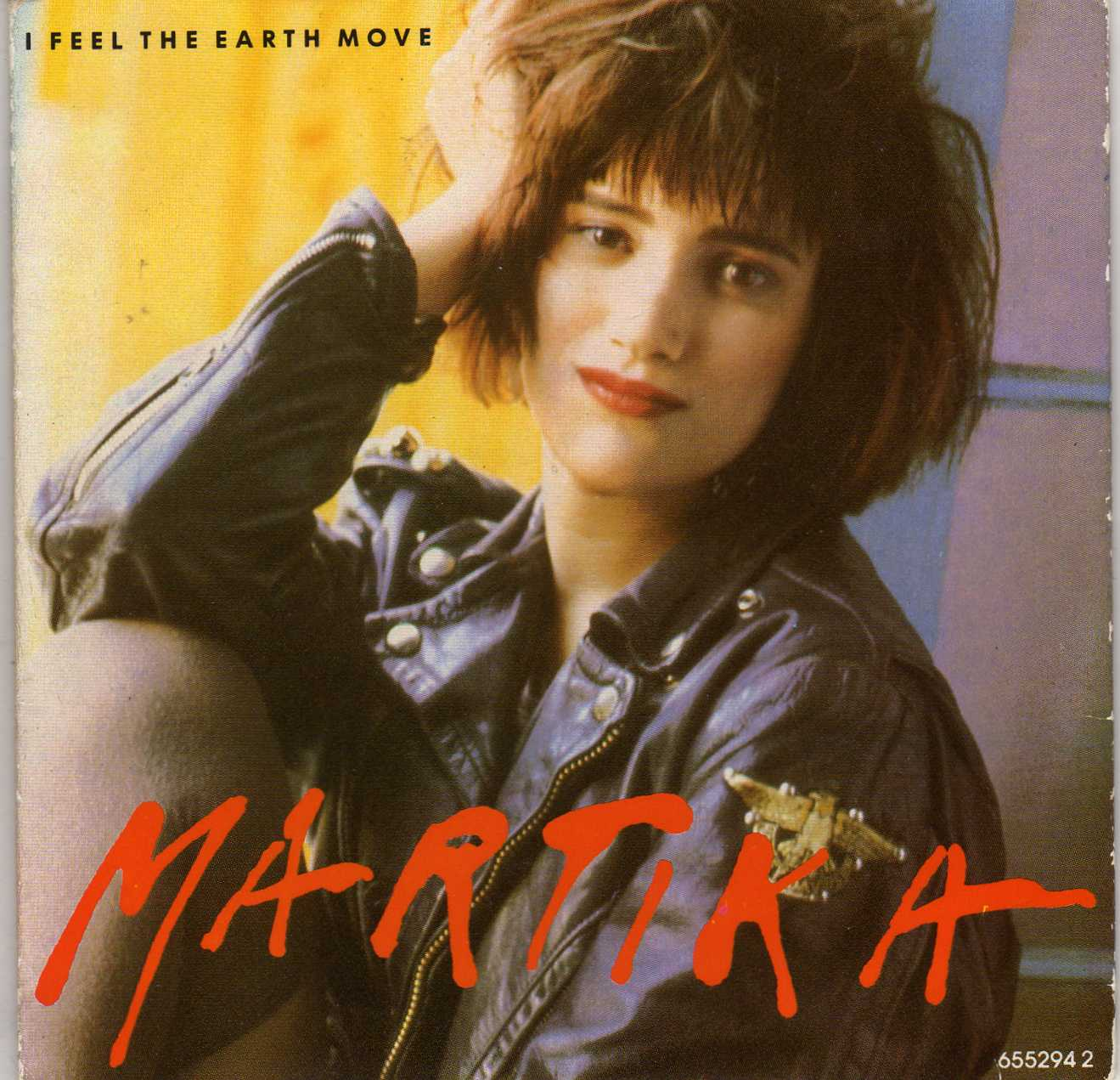 Martika I Feel The Earth Move
