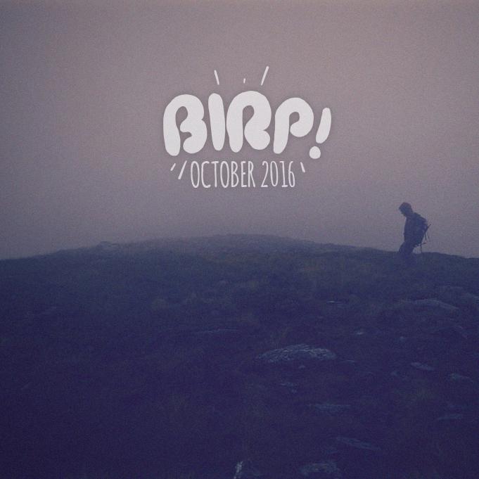 BIRP October