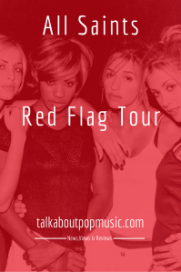 All Saints Red Flag Tour