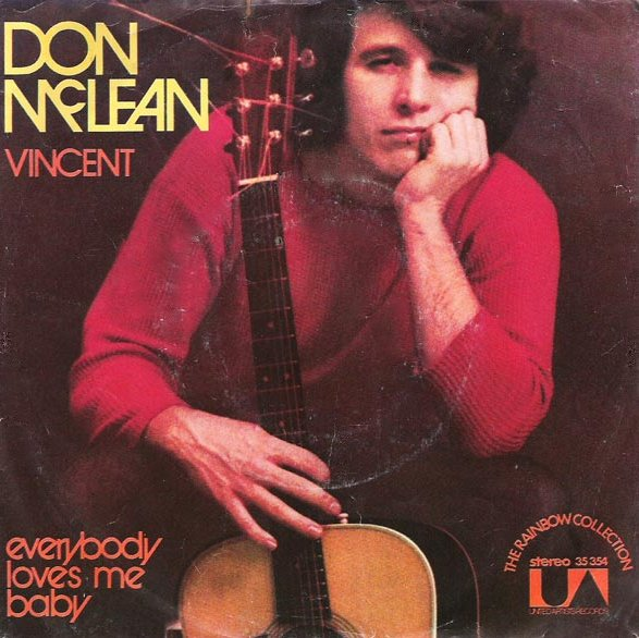 Don McLean Vincent