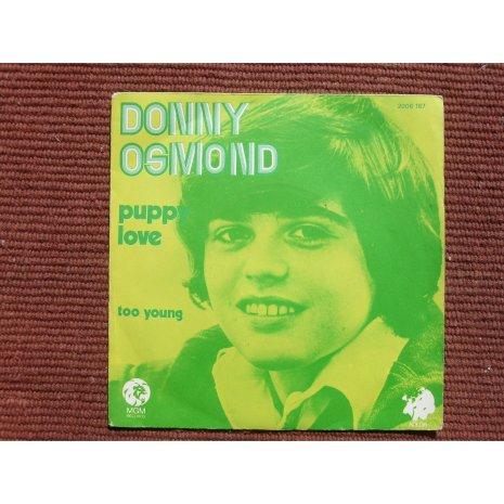 Donny Osmond Puppy Love
