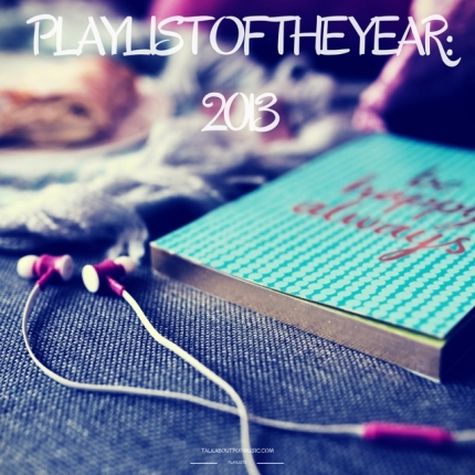 Yearly Playlist 2013