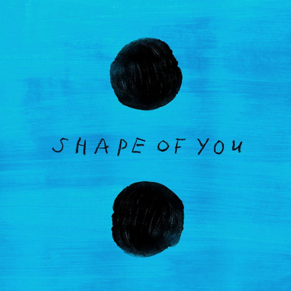 Ed Sheeran Shape Of You