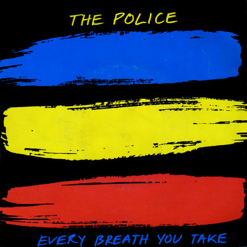 The Police Every Breath You Take