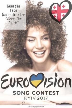 Eurovision Song Contest 2017: Georgia -