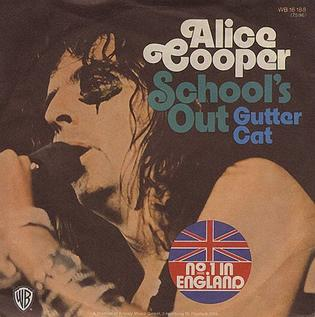 School's Out Alice Cooper