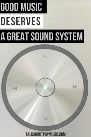 Good Music Deserves A Great Sound System
