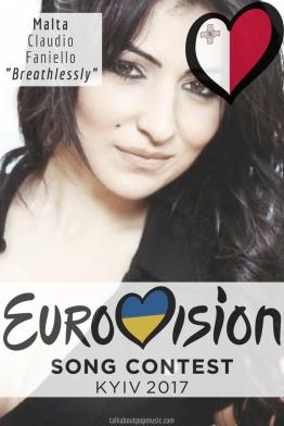 Eurovision Song Contest 2017: Malta -