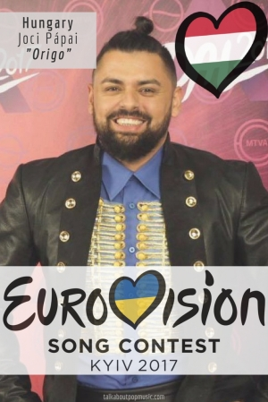 Eurovision Song Contest 2017: Hungary -