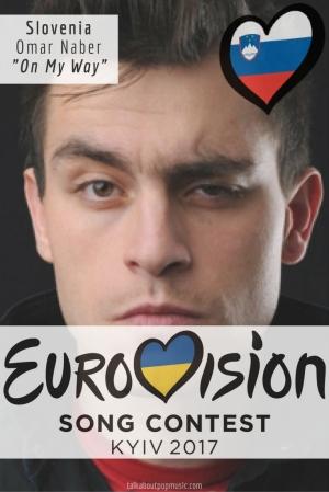 Eurovision Song Contest 2017: Slovenia -
