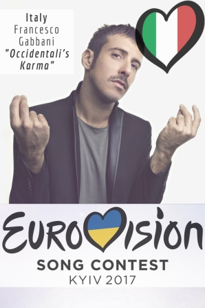 Eurovision Song Contest 2017: Italy -