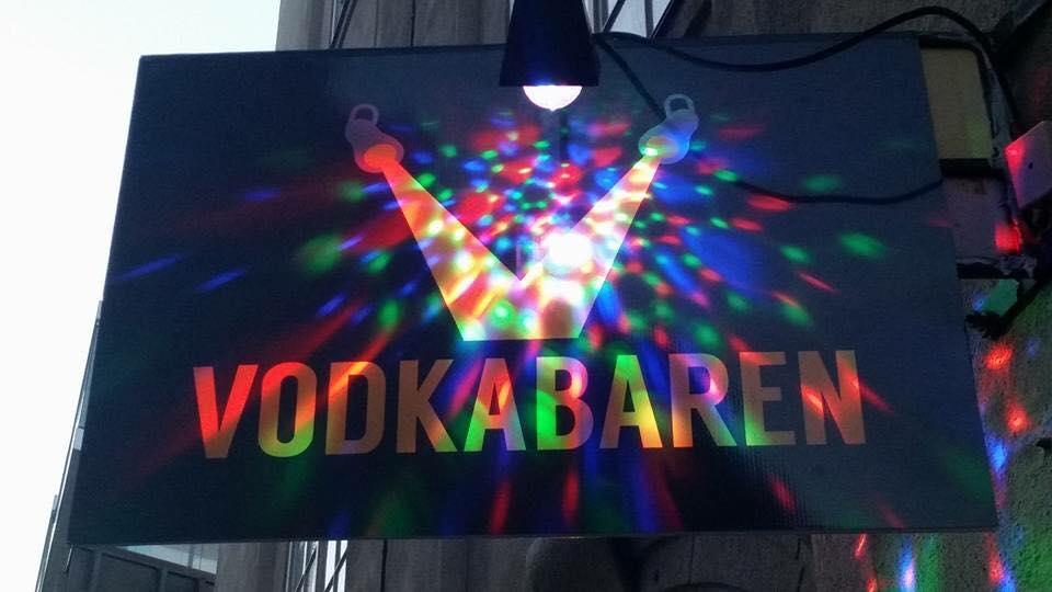 Vodkbaren Stockholm