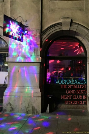 Where To Go Out In Stockholm: Vodkabaren