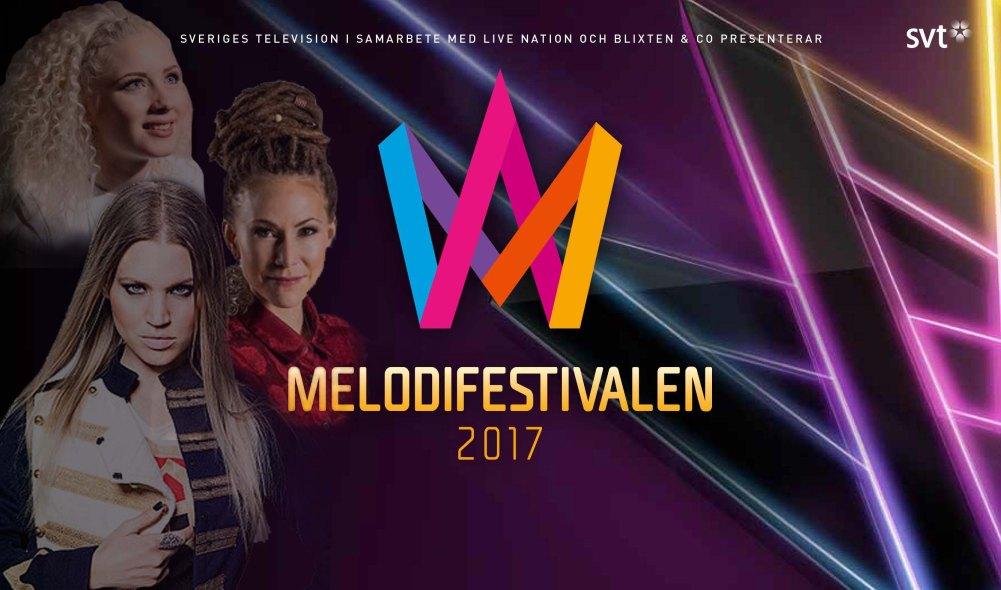 Melodifestivalen Final 2017