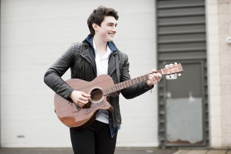 "Eurovision Song Contest 2017: Ireland - ""Dying To Try"" By Brendan Murray"