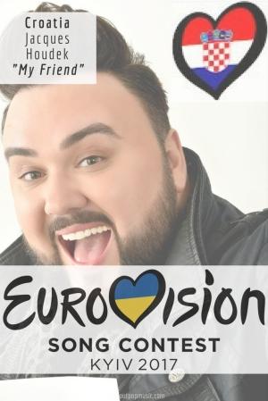 Eurovision Song Contest 2017: Croatia -