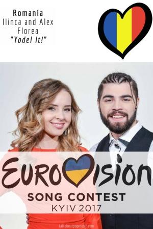 Eurovision Song Contest 2017: Romania -