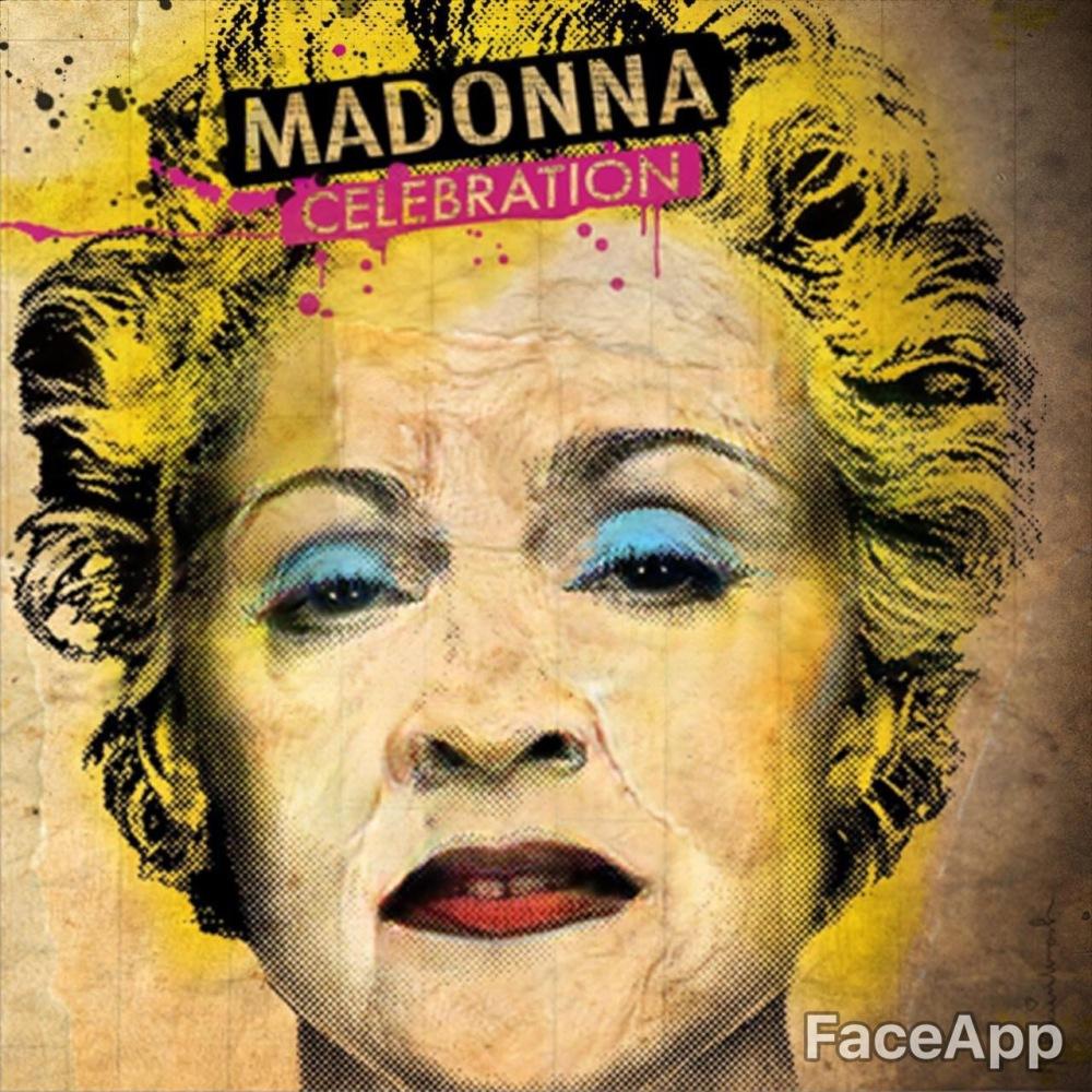 Madonna 'Celebration'