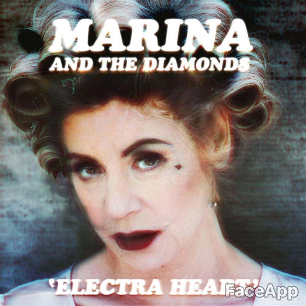 Marina and The Diamonds ' Electra Heart'