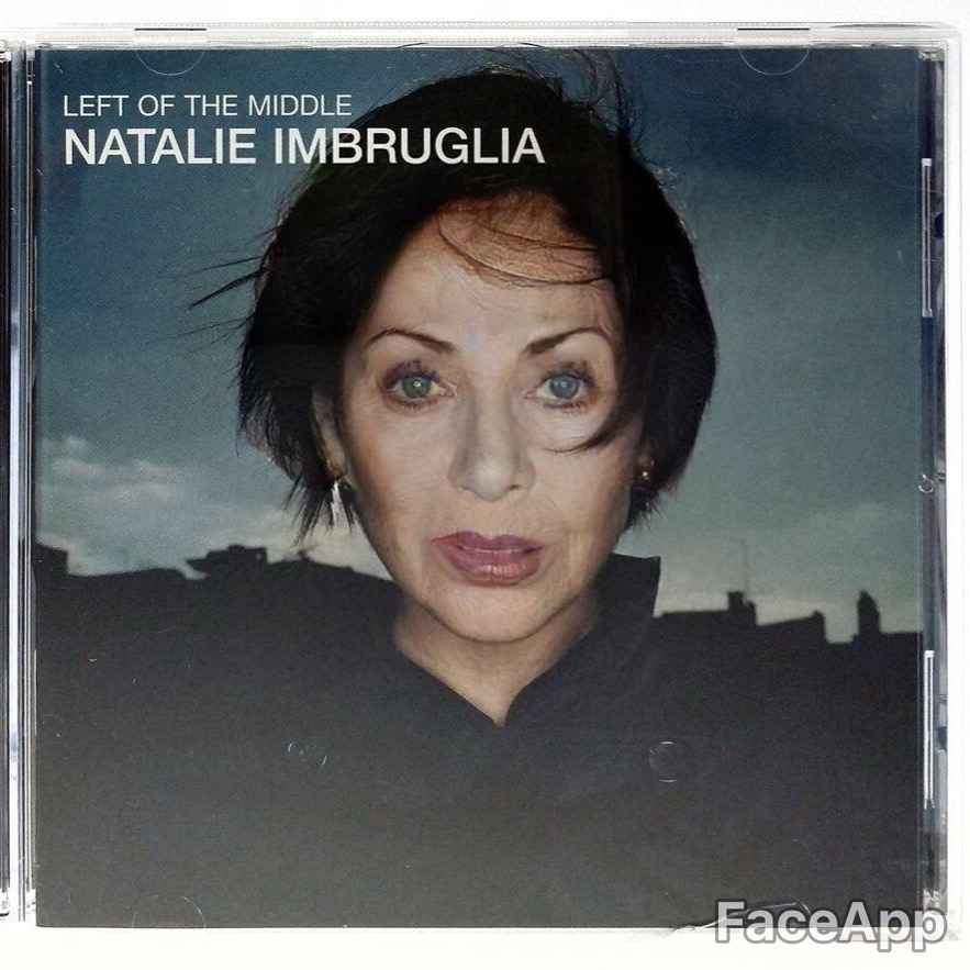 Natalie Imbruglia - 'Left Of The Middle'