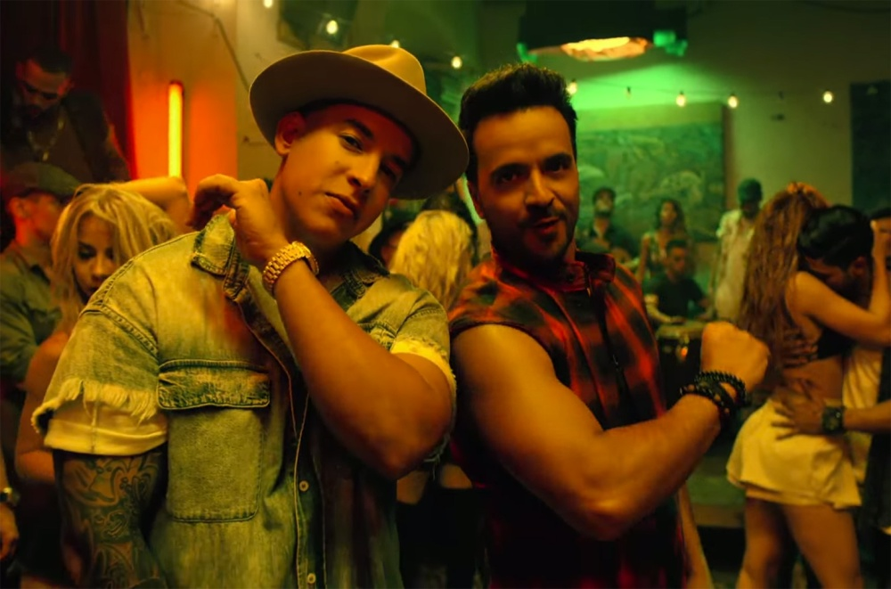 Official UK Chart Update: Despacito (÷)