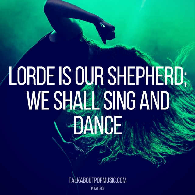 Lorde Is Our Shepherd; We Shall Sing And Dance