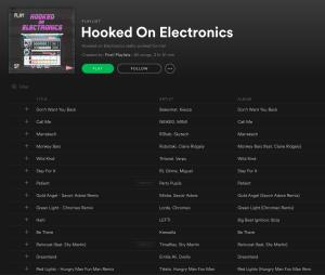 Spotify Artist Pick
