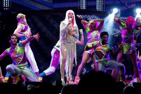 Cher Pop Icon