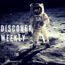 Discover Weekly PlaylistDiscover Weekly Playlist