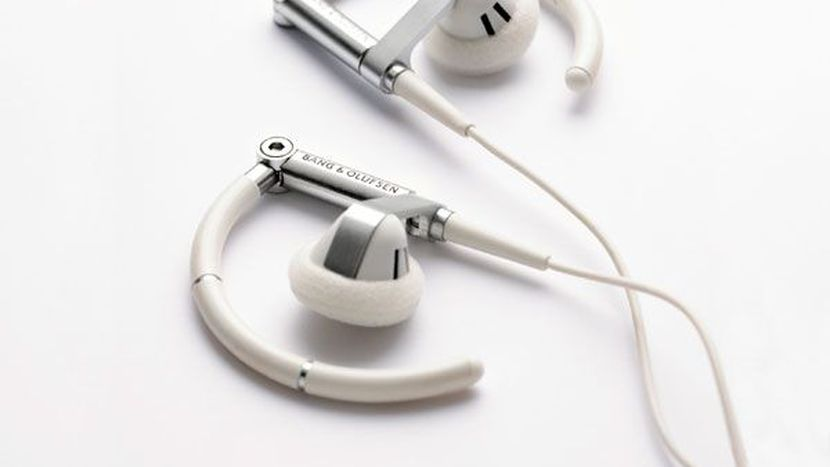 Bang Olufsen A8 earphones