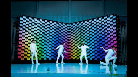 WATCH: OK Go Release Awesome New Video 'Obsession'