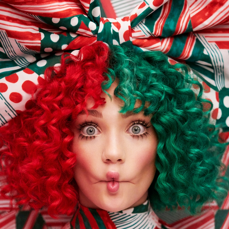 REVIEW: 'Everyday Is Christmas' - Sia