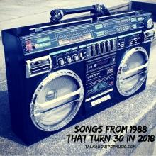 Songs Turning 30