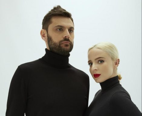 EUROVISION SONG CONTEST 2018: FRANCE - 'Mercy' By Madame Monsieur