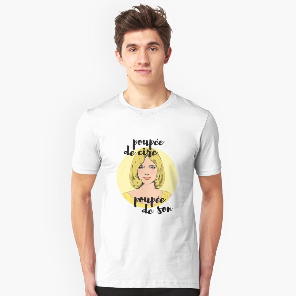 EUROVISION GIFT CONTEST: Poupée De Cire, Poupée De Son T-Shirt