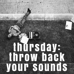 NEW PLAYLIST: Thursday - Throw Back Your Sounds