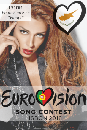 EUROVISION SONG CONTEST 2018: CYPRUS - 'Fuego' By Eleni Foureira